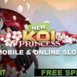 Koi Princess™ - all free spins promotions at Netent Casinos