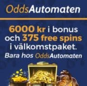 Odds Automaten Casino free spins
