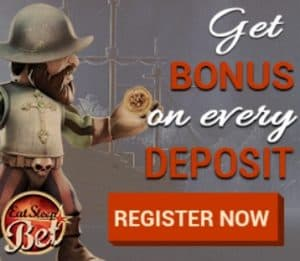 EatSleepBet Casino 10 free spins and €600 free bonus