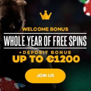 Shadow Bet Casino | €1200 gratis & 520 free spins | no deposit bonus