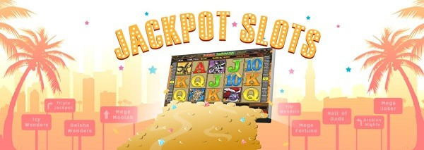 Play jackpot games and win millions!
