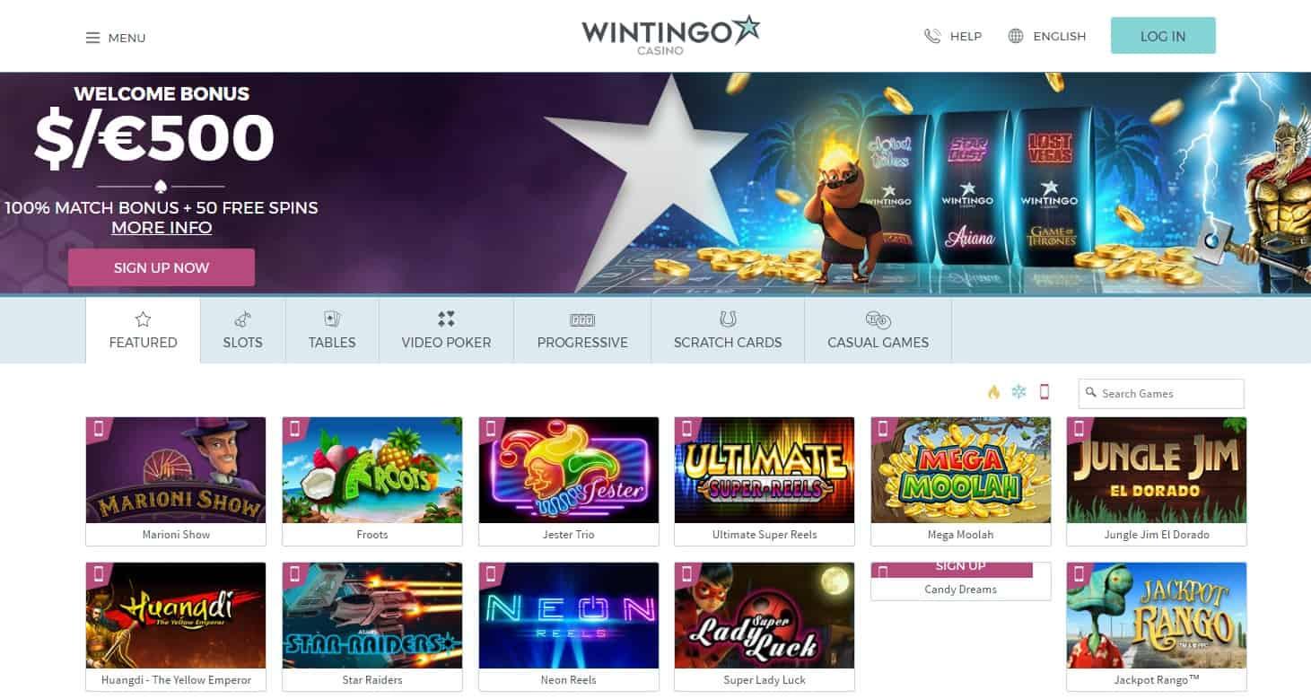 Win Tingo Casino