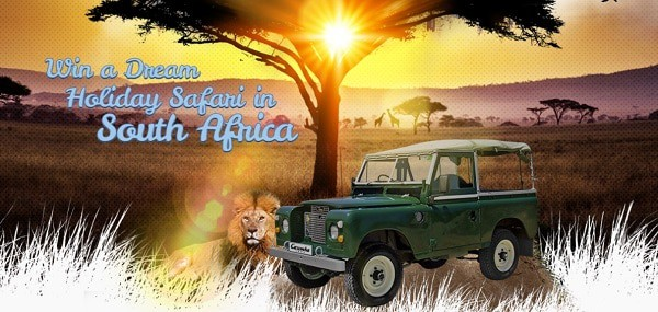 Win Safari in Africa! Play Simba Casino now!