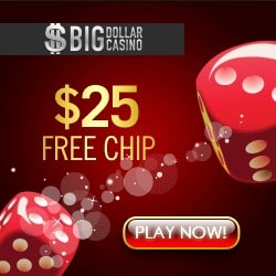Do You Want 250 Free Bonus Money To Big Dollar Casino
