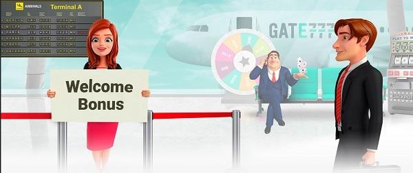 Gate777.com Free Spins