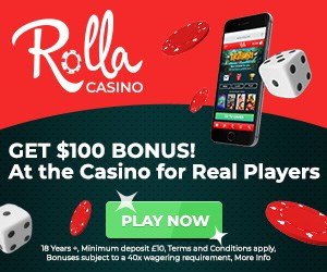 Rolla.com Casino Review