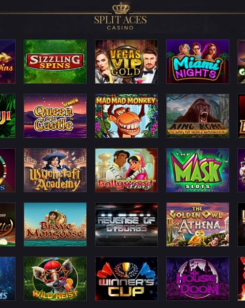 Split Aces Casino Review
