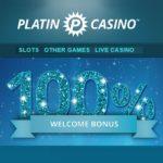 Platin Casino 20 free spins on Book of Dead (no deposit bonus)
