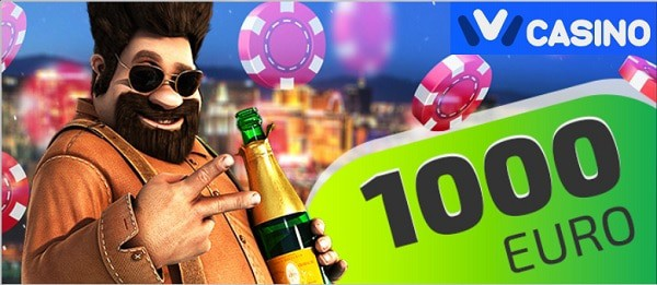 IVI Casino welcome bonus
