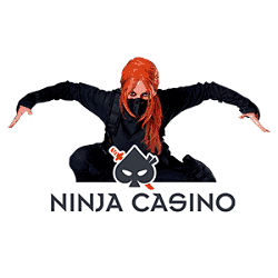 Ninja Casino - free spins bonus, no registration, instant cashout