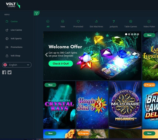What's our Overall Thoughts on Volt Casino?