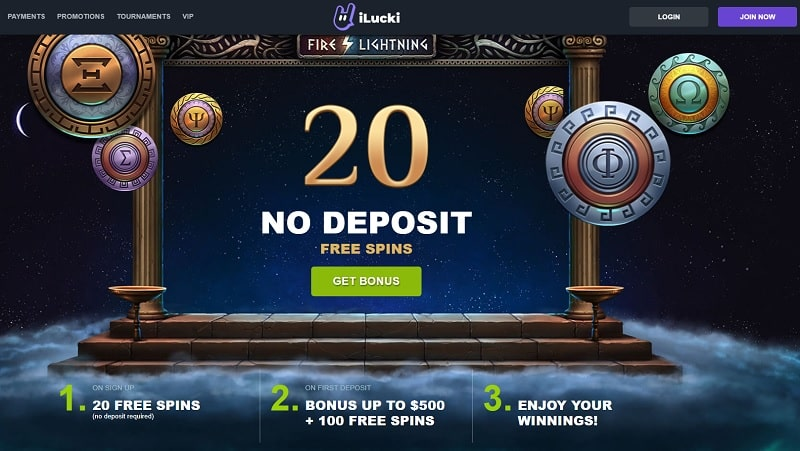 Free Spins Promotion