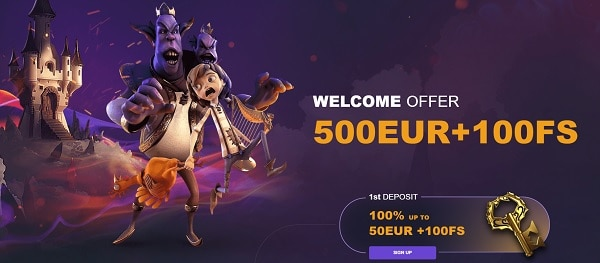 Exclusive Welcome Bonus