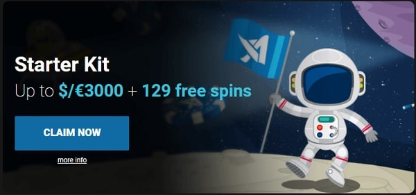 How to get bonuses at AstralBet Casino?