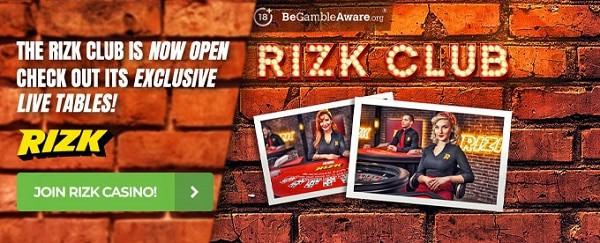 Rizk Club Casino