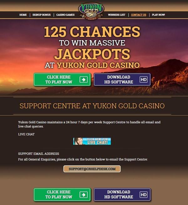 125 free chances on Mega Moolah jackpot