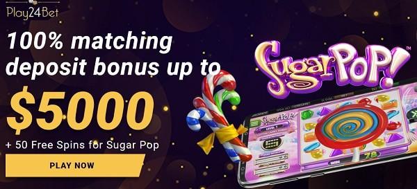 Sugar Pop free spins