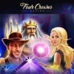 4 Crowns Casino $/€6000 free bonus | Bitcoin & Litecoin accepted