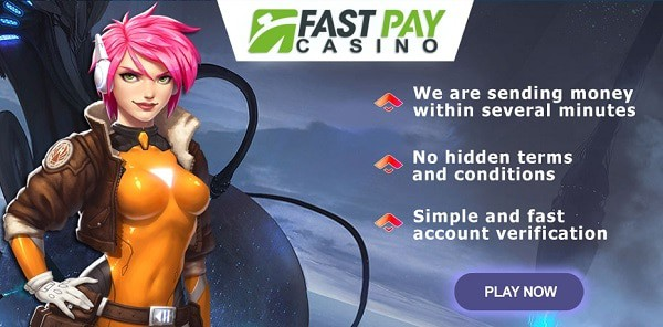 Play, win, and cash out fast!