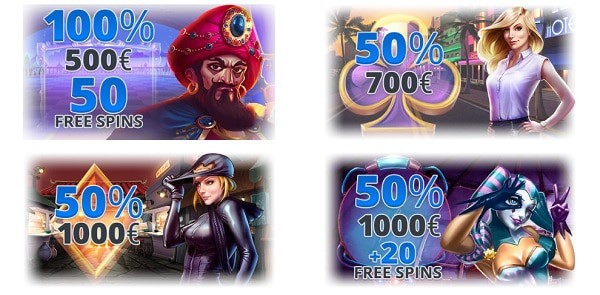 Exclusive Promotions to EgoCasino.com