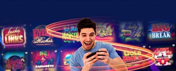 Microgaming Mobile Casino Games