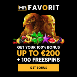 Mr Favorit Casino free bonus on deposit