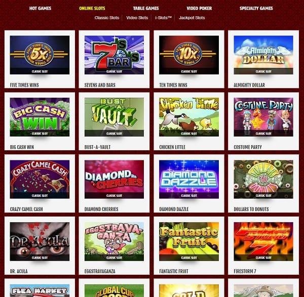 Cocoa Casino (RIVAL) Review