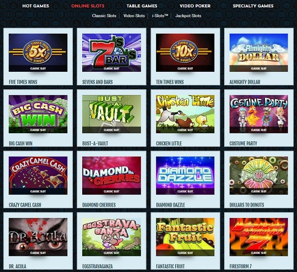 Pradise 8 USA Casino - free chips, free spins, bonus codes