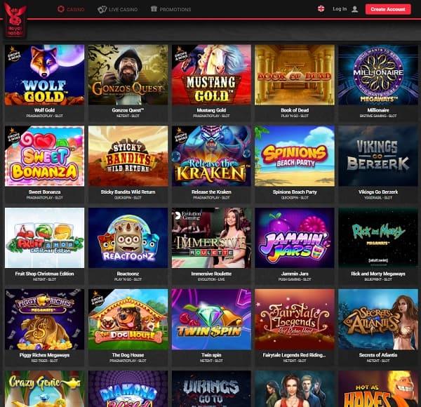 Royal Rabbit Casino Full Review