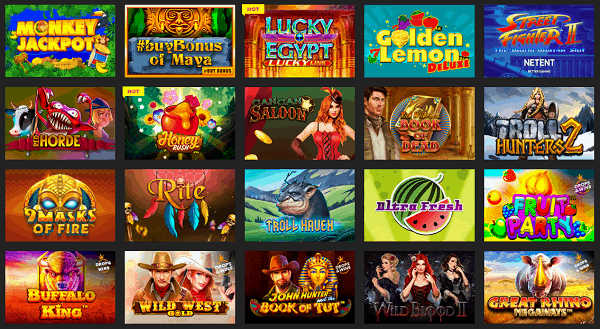 Instant Play Slot Machines and Free Games
