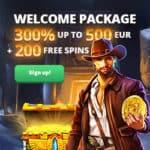 Slot Hunter Casino [register & login] 200 free spins bonus