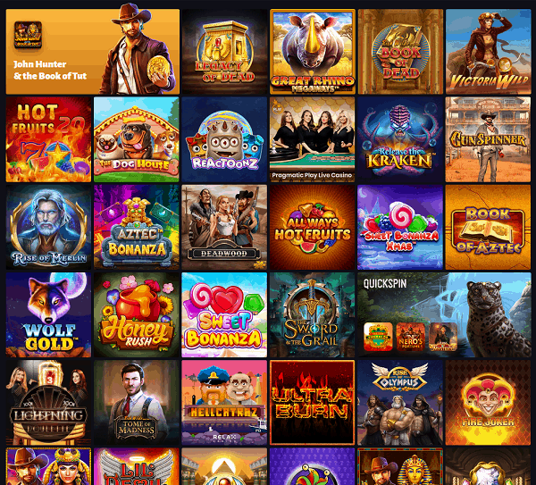 Slot Hunter Gratis Spins