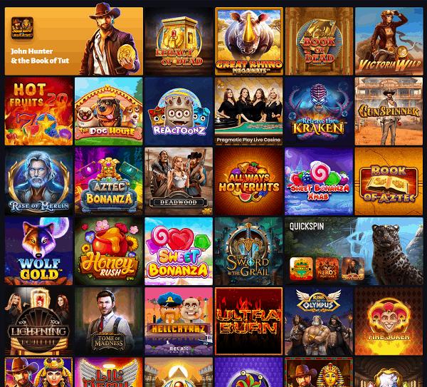 Slot Hunter Gratis Spins