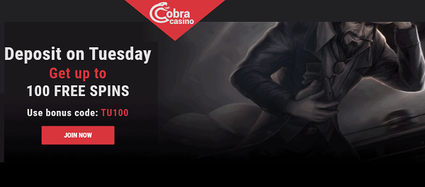 Tuesday Free Spins