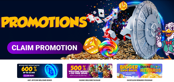 Lucky Duck Promotions