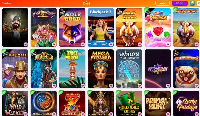 Get Your Free Bonus on Casino Games