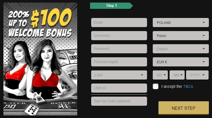 Get $100 Bonus and Free Spins!