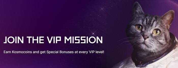 Kosmonaut VIP Program