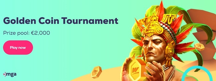 Golden Coin Tournaments