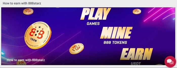 888Starz Token