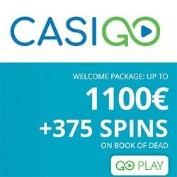 Casigo.com Casino banner