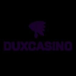 Dux Casino logo banner
