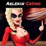 Arlekin Casino 20 exclusive free spins bonus without deposit!