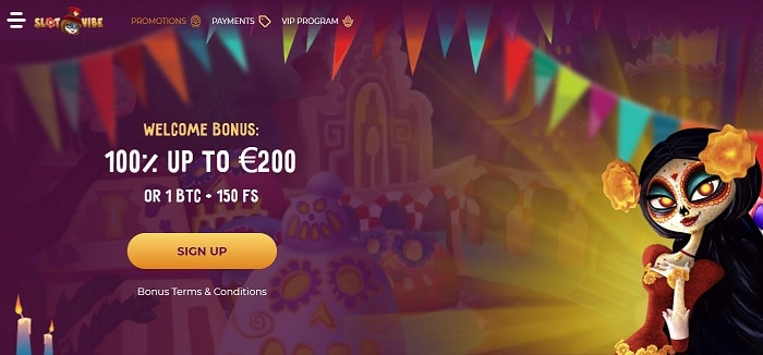 100% up to 200 EUR or 1 BTC welcome bonus
