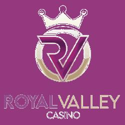 Royal Valley Casino logo
